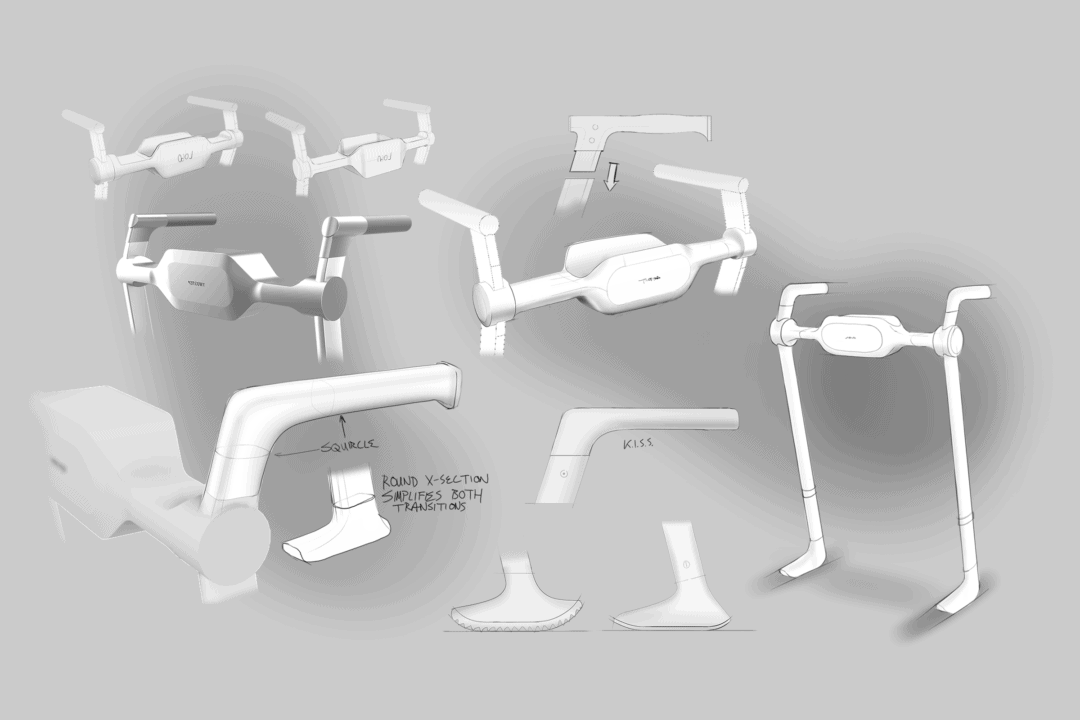 schematic for new product design