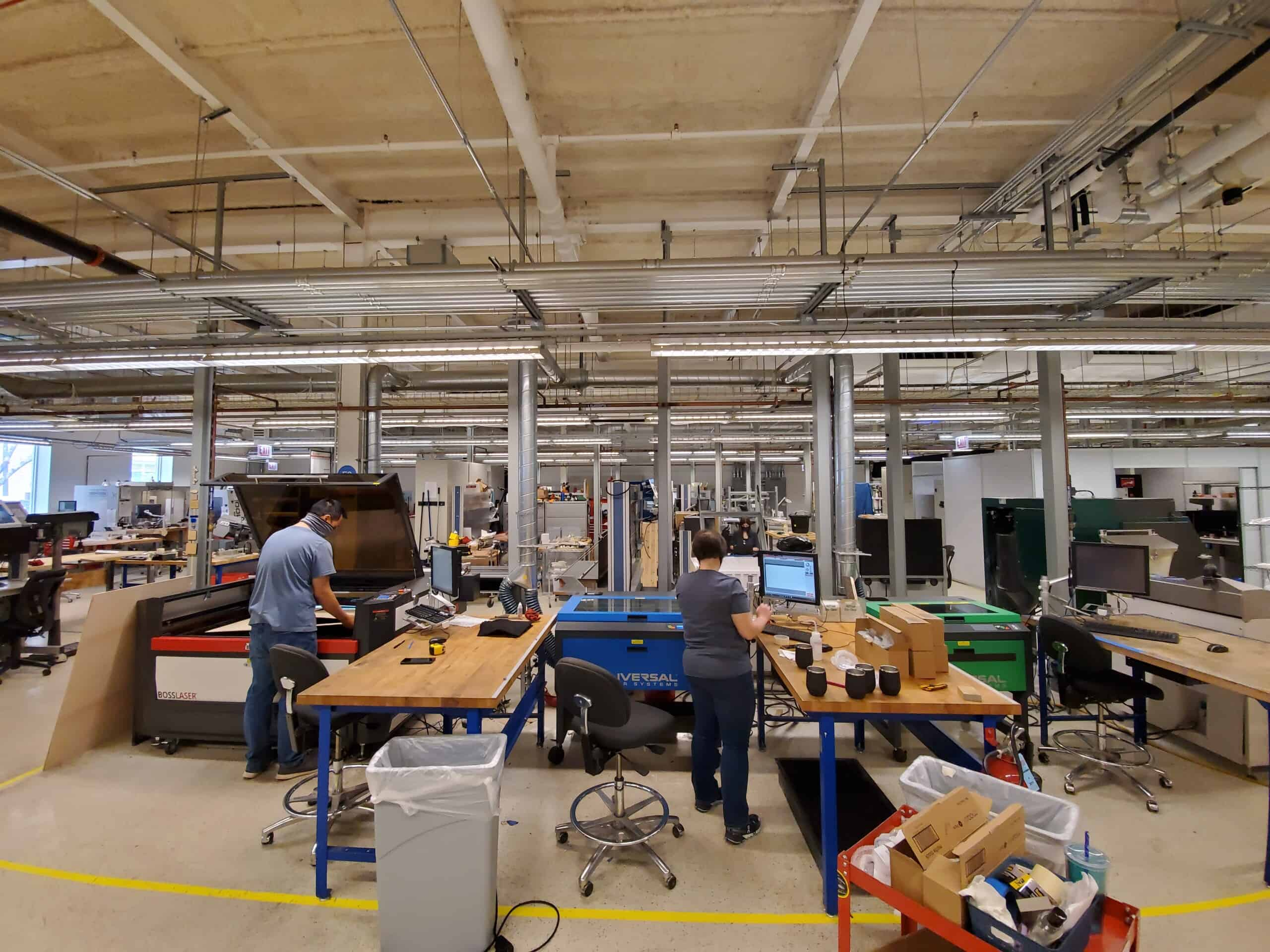 process improvements for manufacturing production lines